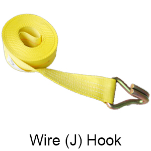 Tie Down Wire J Hook