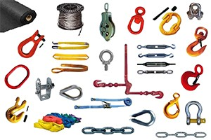 Rigging, Towing and Safety Products