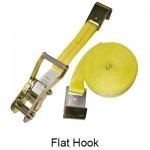 Ratchet Straps Flat Hook