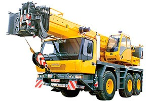 Used Equipment Crane Max